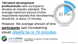 microlearning study 10 minutes